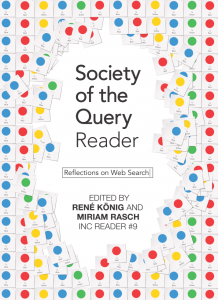 Society of the Query cover